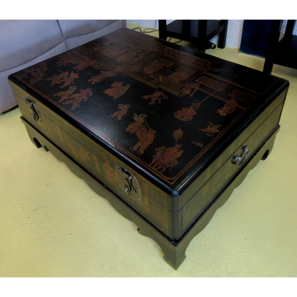 table chinoise basse xian magasin du meuble asiatique et. Black Bedroom Furniture Sets. Home Design Ideas