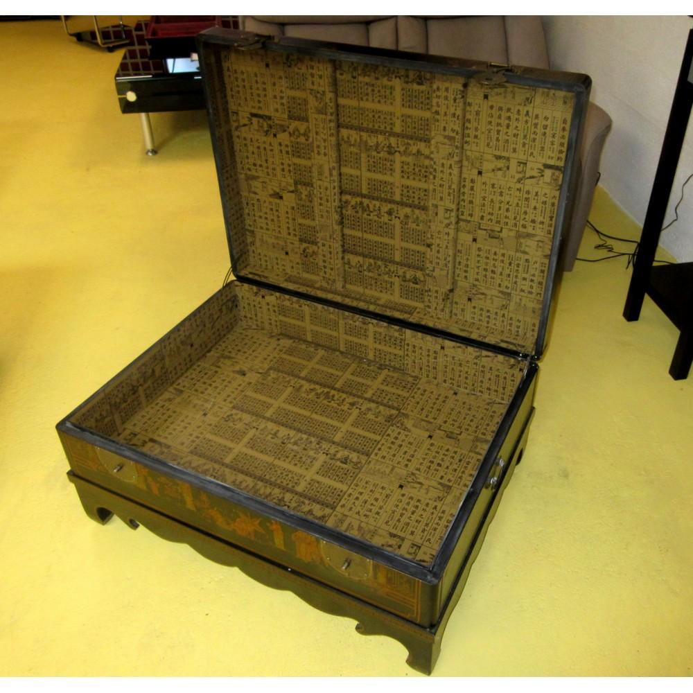 Table chinoise basse xian magasin du meuble asiatique et for Meuble asiatique ancien