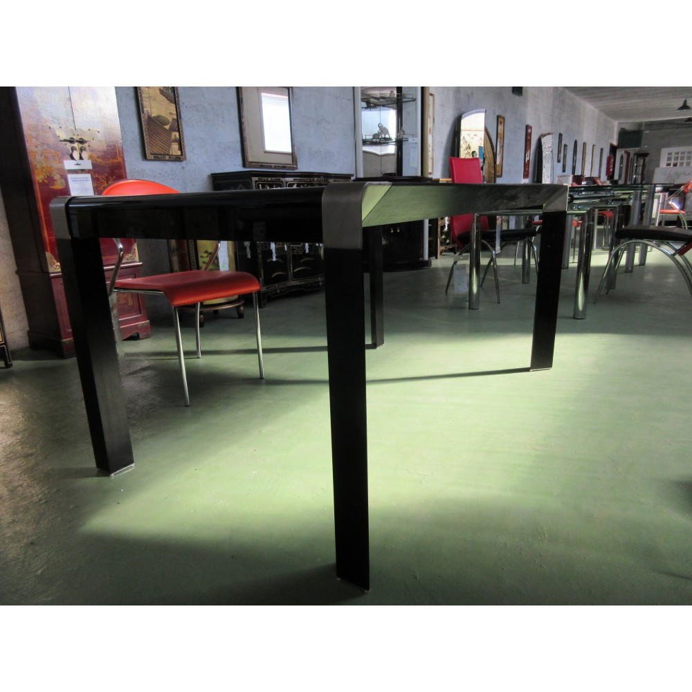 Table salle manger contemporaine promodiscountmeubles for Salle a manger chinoise