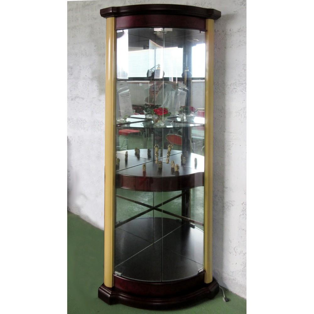 vitrine d 39 angle promodiscountmeubles magasin en ligne de meubles chinois et asiatiques. Black Bedroom Furniture Sets. Home Design Ideas