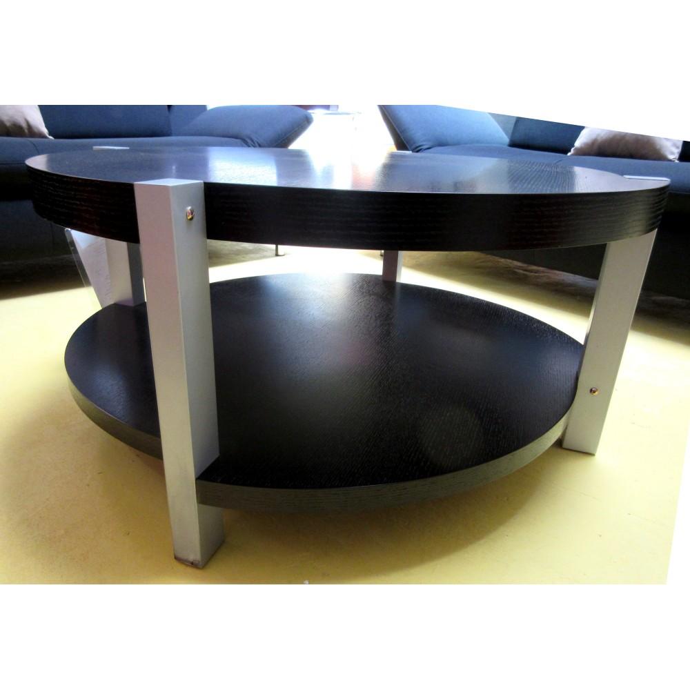 Table ronde weng promodiscountmeubles magasin en ligne de meubles chinois et asiatiques - Table basse ronde wenge ...