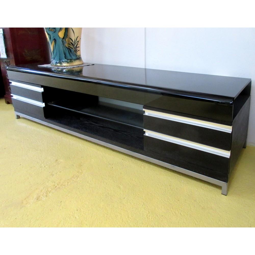 Meubles tv noir design promodiscountmeubles magasin en - Meuble design en ligne ...