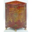 Grand meuble d'angle chinois