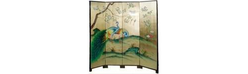 paravent chinois promodiscountmeubles magasin en ligne de meubles chinois et asiatiques. Black Bedroom Furniture Sets. Home Design Ideas