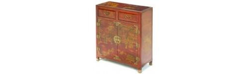 meubles chinois rouge et noir le meuble chinois ancien promodiscountmeubles magasin en. Black Bedroom Furniture Sets. Home Design Ideas