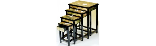 Tables gigognes chinoises