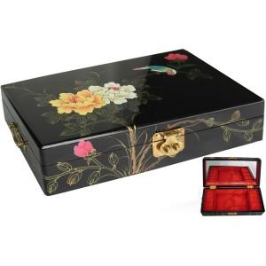 Coffret à bijoux laque chinoise