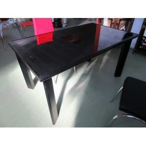 Table salle à manger verre