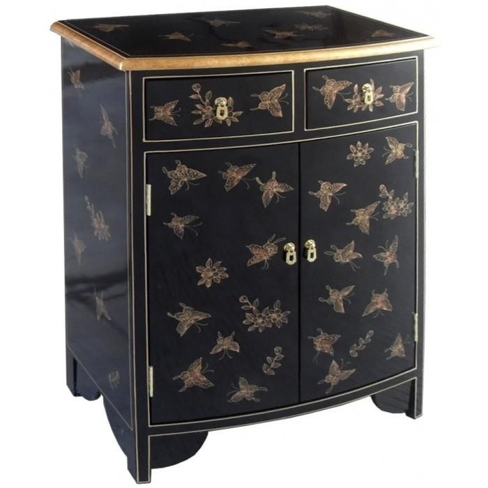 Meuble papillon chinois magasin du meuble asiatique et for Meuble asiatique