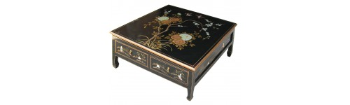 Tables basses chinoise
